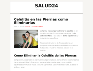 salud24.info screenshot