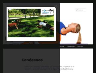 saludpreventivadelivery.com screenshot