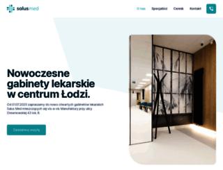 salusmed.com.pl screenshot