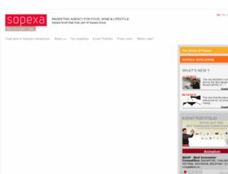 salut.com.sg screenshot
