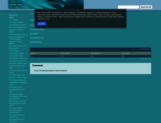 salwarshopping.in screenshot