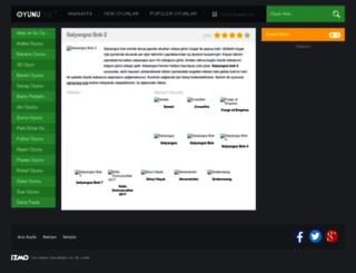 salyangozbob2.oyunu.net screenshot
