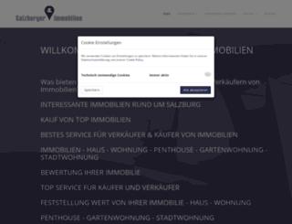 salzburger.immo screenshot