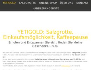 salzkristall-grosshandel.de screenshot