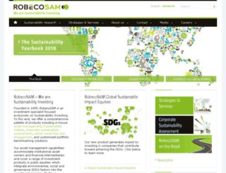 sam-group.com screenshot