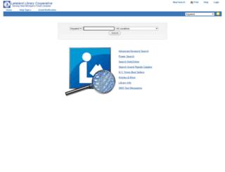 sam.llcoop.org screenshot