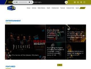samaafm.com screenshot