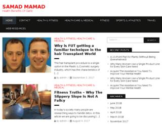 samadmamad.com screenshot