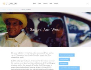 samaelaunweor.info screenshot