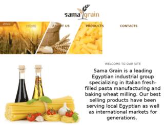 samagrain.com screenshot