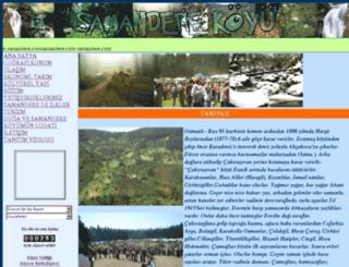samandere.com screenshot