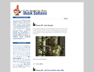 samawamp3.blogspot.com screenshot