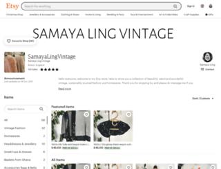 samayalingvintage.com screenshot