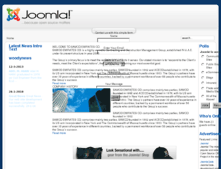 samcogroup.net screenshot
