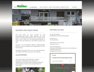 samen-walther.de screenshot