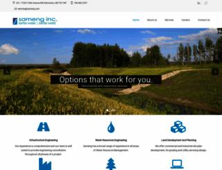 sameng.com screenshot