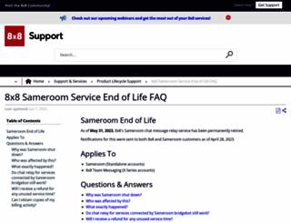 sameroom.io screenshot