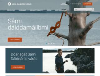 samidaiddar.no screenshot