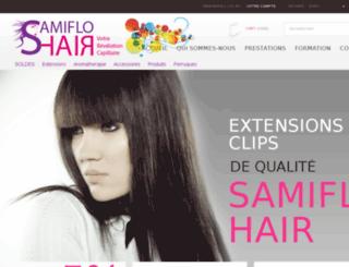 samiflo.fr screenshot