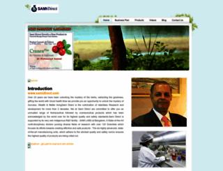 samihealth.weebly.com screenshot