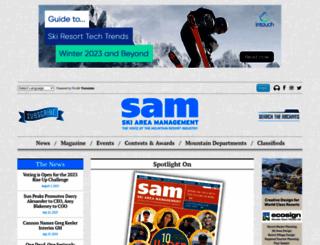 saminfo.com screenshot