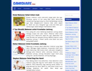 samishare.com screenshot
