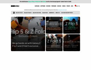 sammobile.com screenshot
