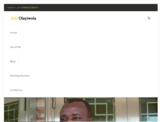 samolayiwola.com screenshot