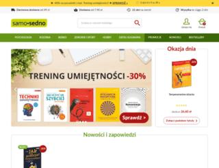 samosedno.com.pl screenshot