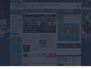 sampdorianews.net screenshot
