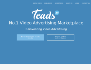 sample.teads.net screenshot