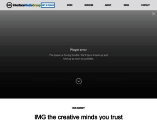 samples.interfacemedia.com screenshot