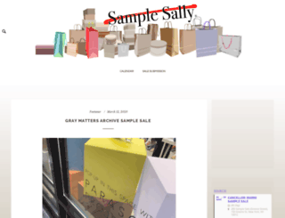 samplesally.com screenshot