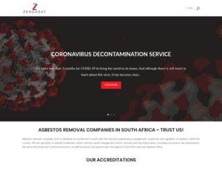samplesite2.co.za screenshot