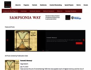 sampsoniaway.org screenshot