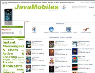 samsung-champ-neo-duosgt-c3262.java-mobiles.net screenshot