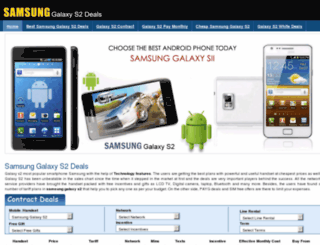 samsung-galaxy-s2-deals.co.uk screenshot
