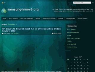 samsung-innov8.org screenshot