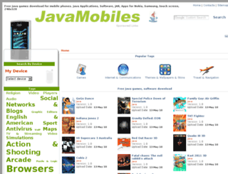 samsung-star-2.java-mobiles.net screenshot