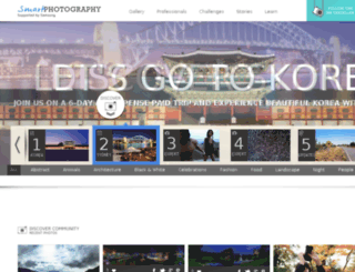 samsungartcover.com screenshot