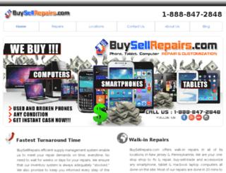 samsunggalaxyphonerepair.com screenshot