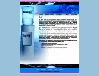 samtex.sk screenshot