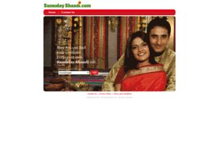 samudayshaadi.com screenshot