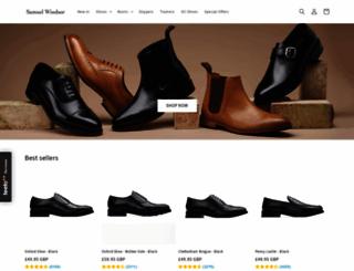 samuel-windsor.co.uk screenshot