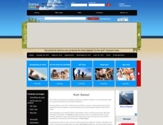 samuidays.com screenshot
