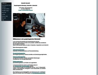 samuleit.de screenshot