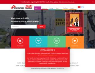 samumsf.org screenshot