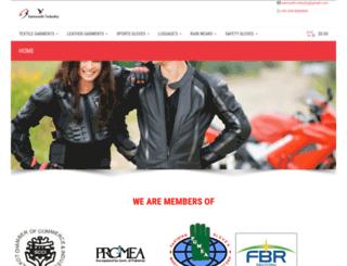 samundri-industry.com screenshot