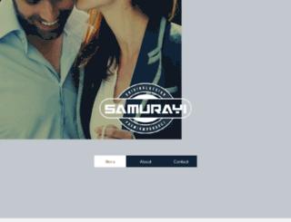 samurayi.com screenshot