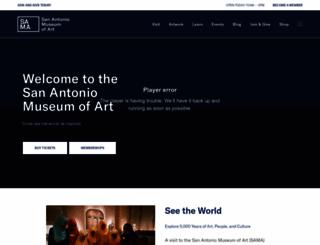 samuseum.org screenshot